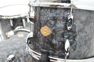 Diamond Drums in Black Pearl
