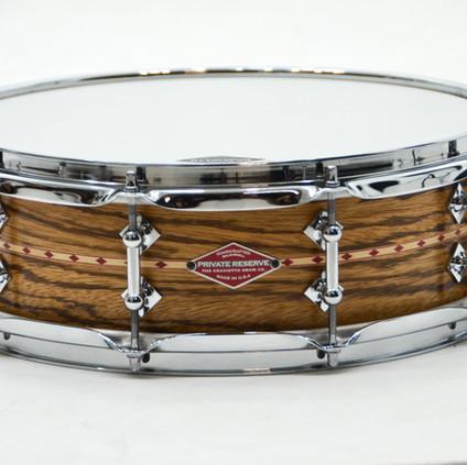 4x14 PR Zebrawood Snare