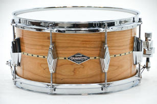 6.5x13 CS Cherry Snare Drum