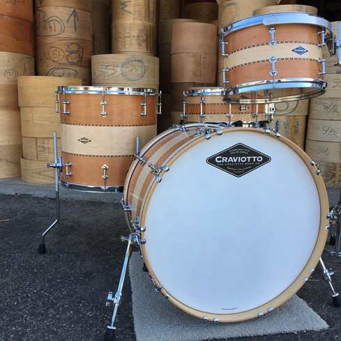 Stacked Solid Custom Shop