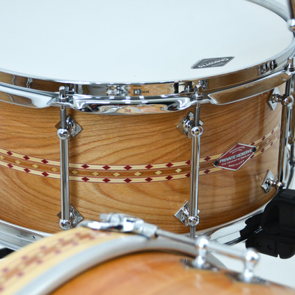 Kit #1000 Snare Drum - 7x14 Lake Superior Birch