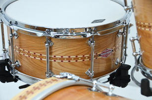 Kit #1000 Snare Drum - 6.5x14 Lake Superior Birch