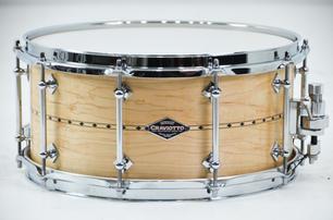 CS 6.5x14 Maple Snare Drum