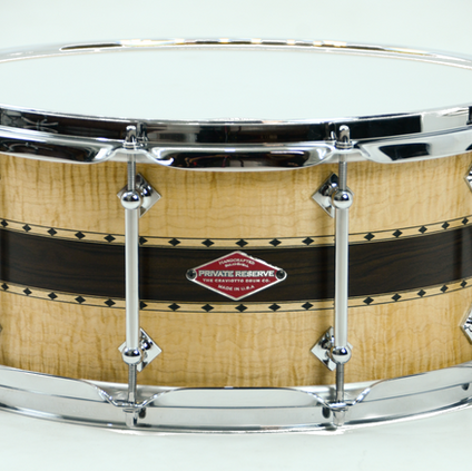PR Curly Maple/Zircote/Curly Maple Snare Drum.png