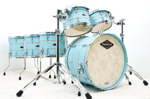 CS Ash Stacked Solid in Robins Egg Blue