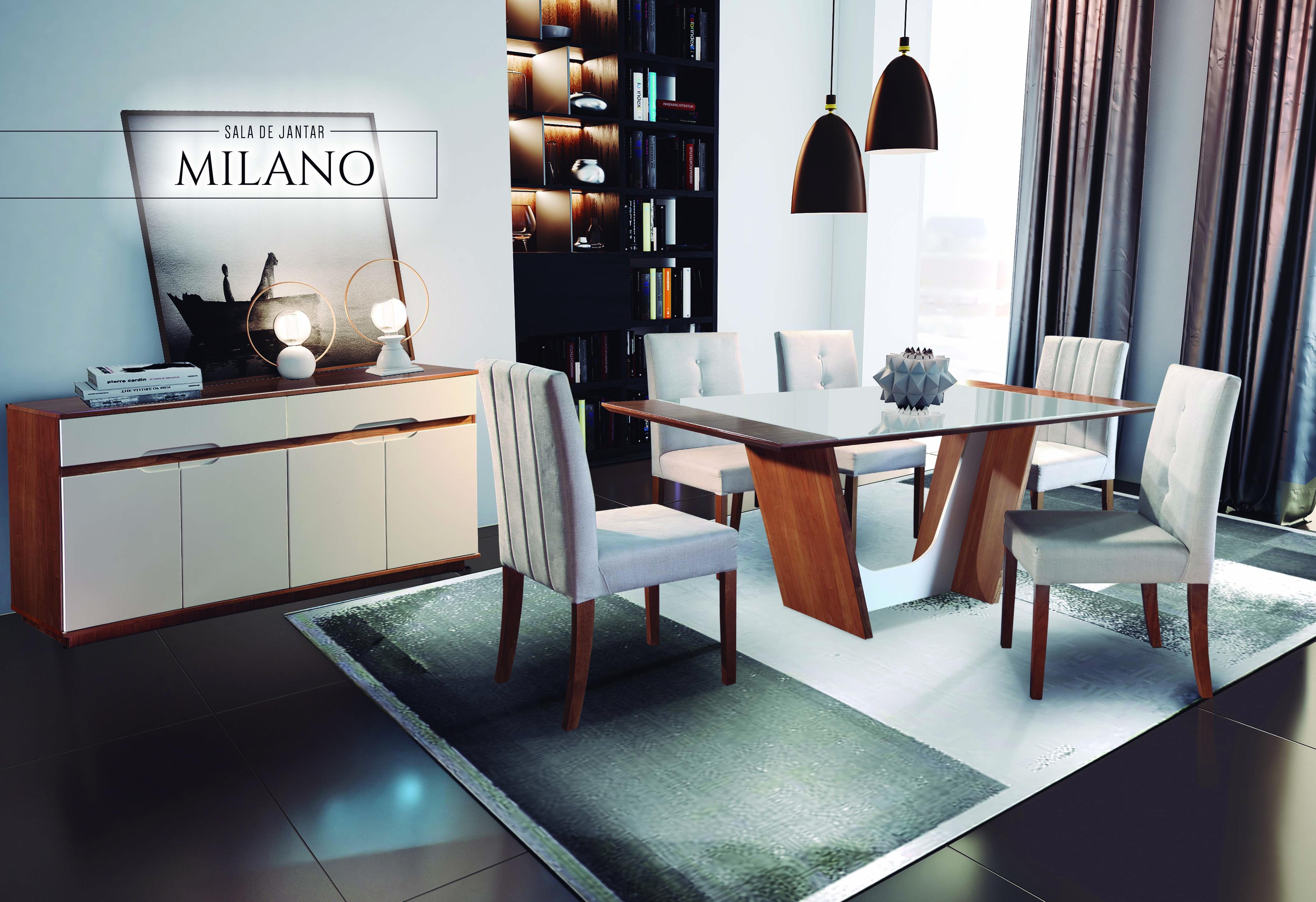 Sala de Jantar Milano