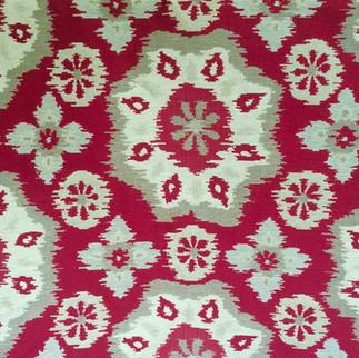 Tile Floral Large