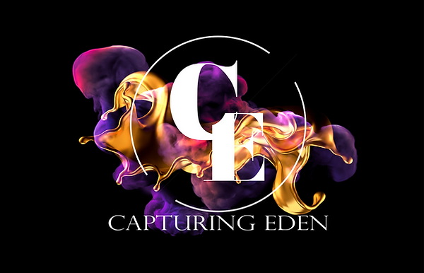 Capturing Eden Logo