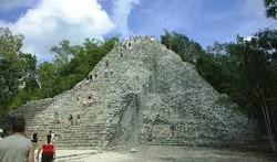 ruinas coba mexico