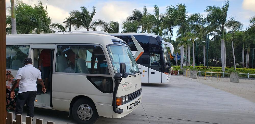 Transporte Isla Saona