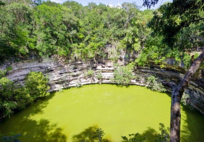 Cenote Chichen Itzá