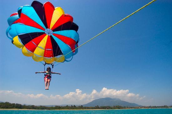 parasailing punta cana