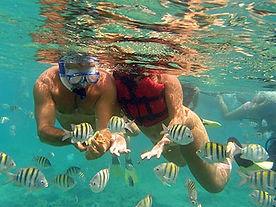 isla catalina mergulho punta cana