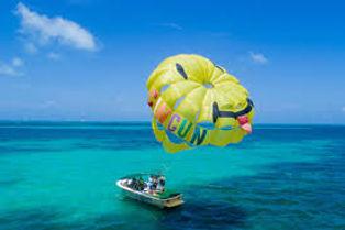 parasailing cancun e riviera maya