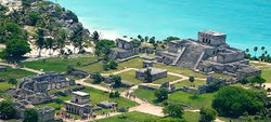 ruinas tulum Riviera Maya
