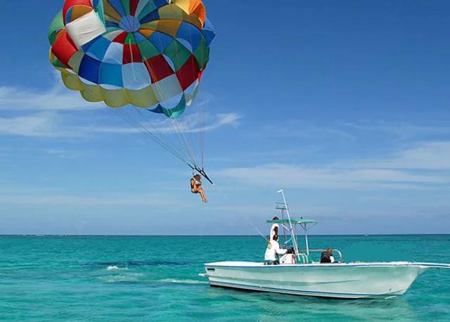 Voar parasailing Punta Cana