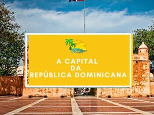A capital da República Dominicana