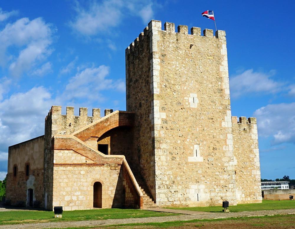 fortaleza Ozama Santo Domingo