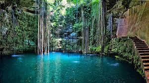 cenote il kil Chichen Itzá