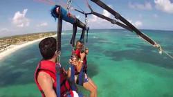 passeio parasailing punta cana