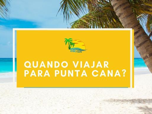Quando viajar para Punta Cana?