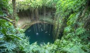 passeios cenotes mexico