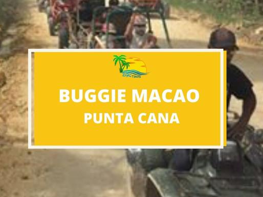 Hora de se sujar em Punta Cana!