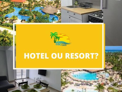 Hotel ou Resort em Punta Cana?