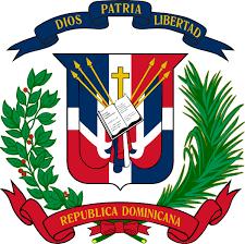 Brasão República Dominicana