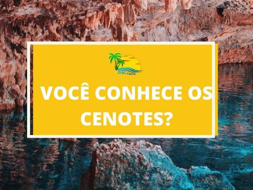 Você conhece os cenotes?