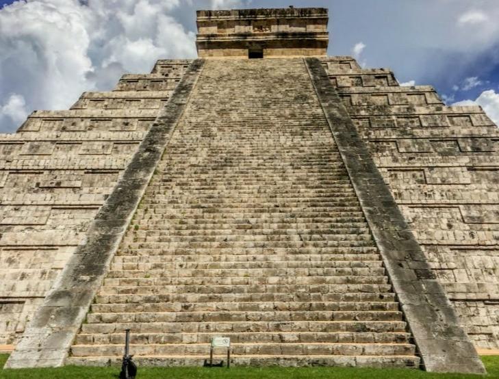 Pirâmide Chichen Itzá
