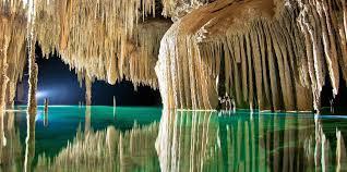 cenote rio secreto méxico