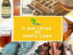 O que levar de Punta Cana