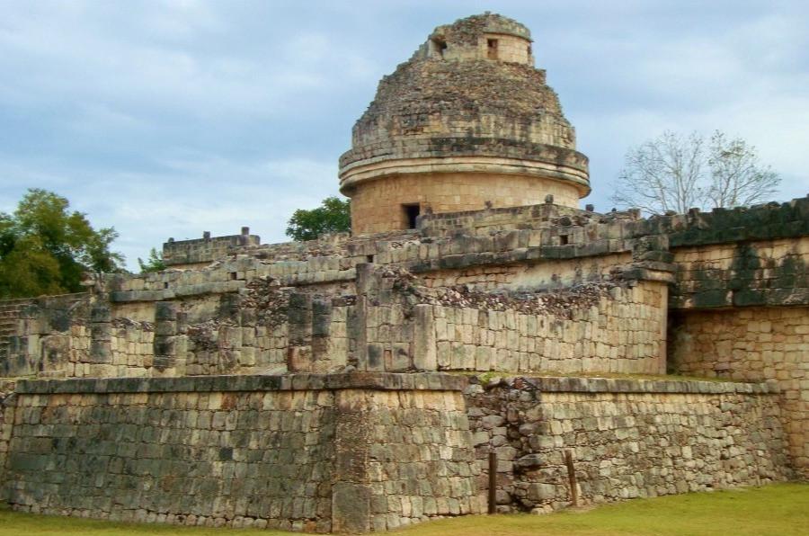 Observatório Chichen Itzá