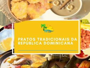 Comidas típicas da República Dominicana: