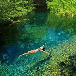 lagoa natural punta cana