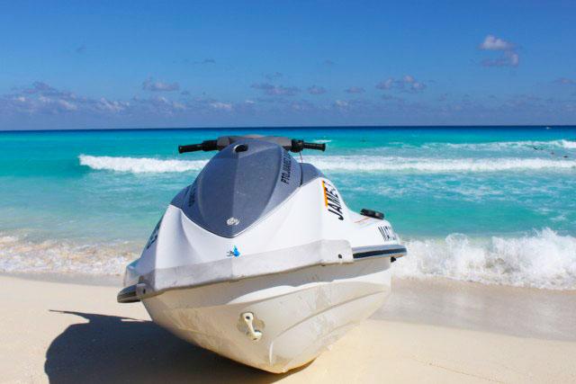 aluguel jet ski cancun