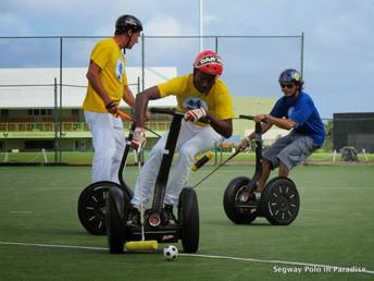 World Champions Prepare for Barbados Cup
