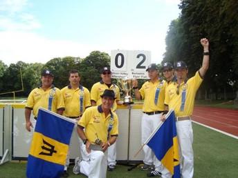 Barbados Flyin' Fish Win World Championship in Germany