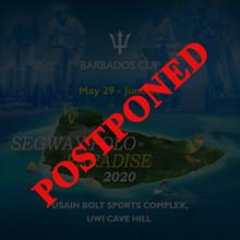 Barbados Cup Postponement