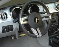 Hand control Mustang