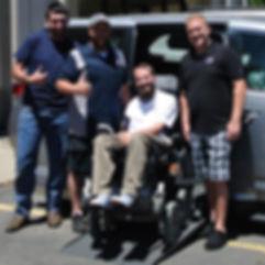 Handicap Van Crew