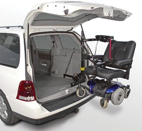 van wheel chair lifts