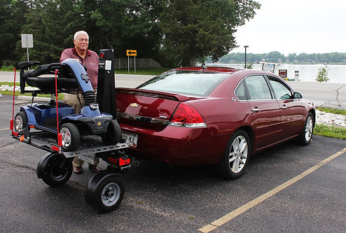 hydraulic wheel chair lift