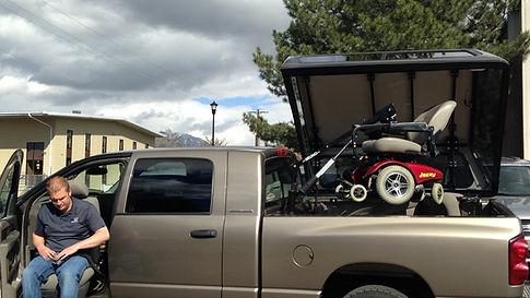 hydraulic wheelchair lifts