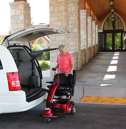wheelchair lifts for vehicles