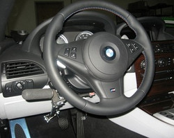 Hand control BMW