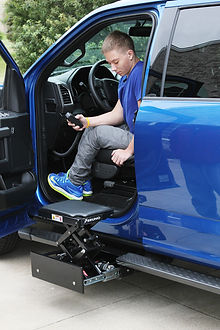 under vehicle lifts for truck, van, car or suv