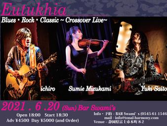 2021/6/20 Eutukhia@Fuji