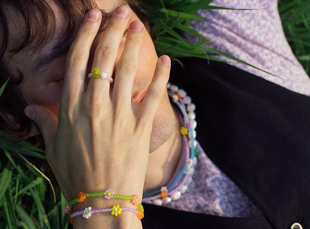 Shop Mandy Handamade Statement Jewelry Rings